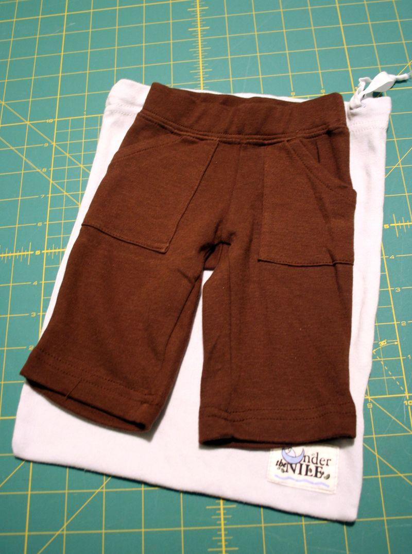 Newborn pants 2