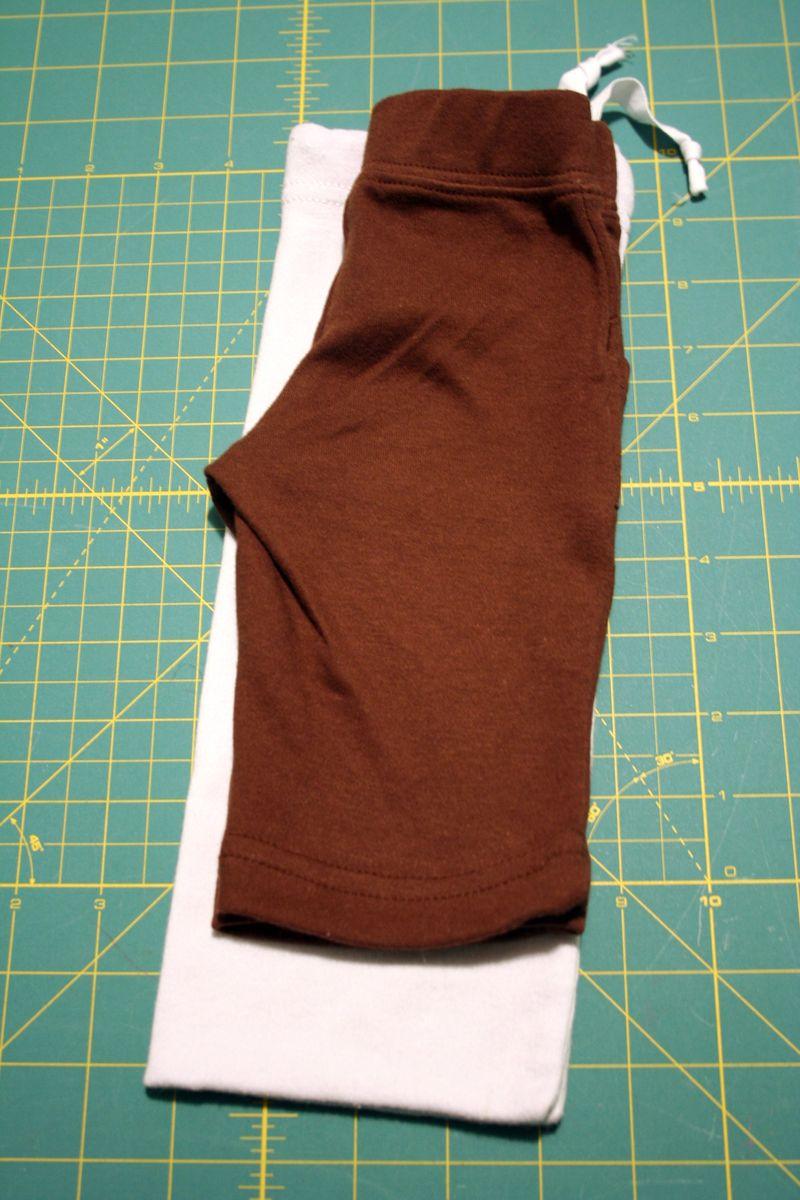 Newborn pants 3