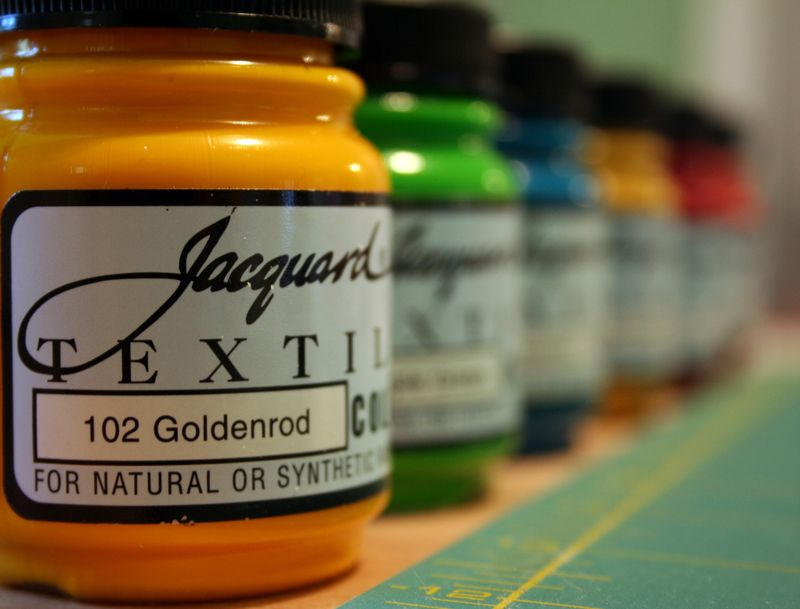 Jacquard Paints