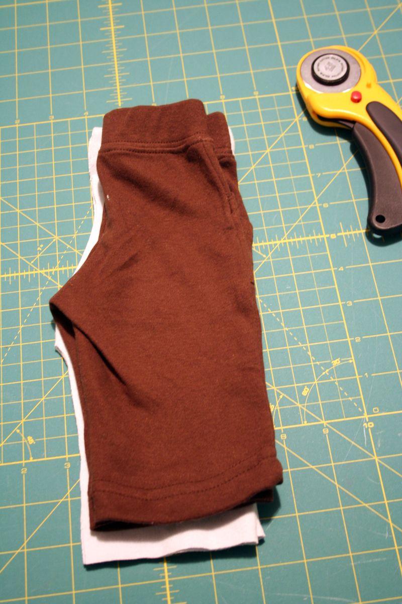 Newborn pants 4