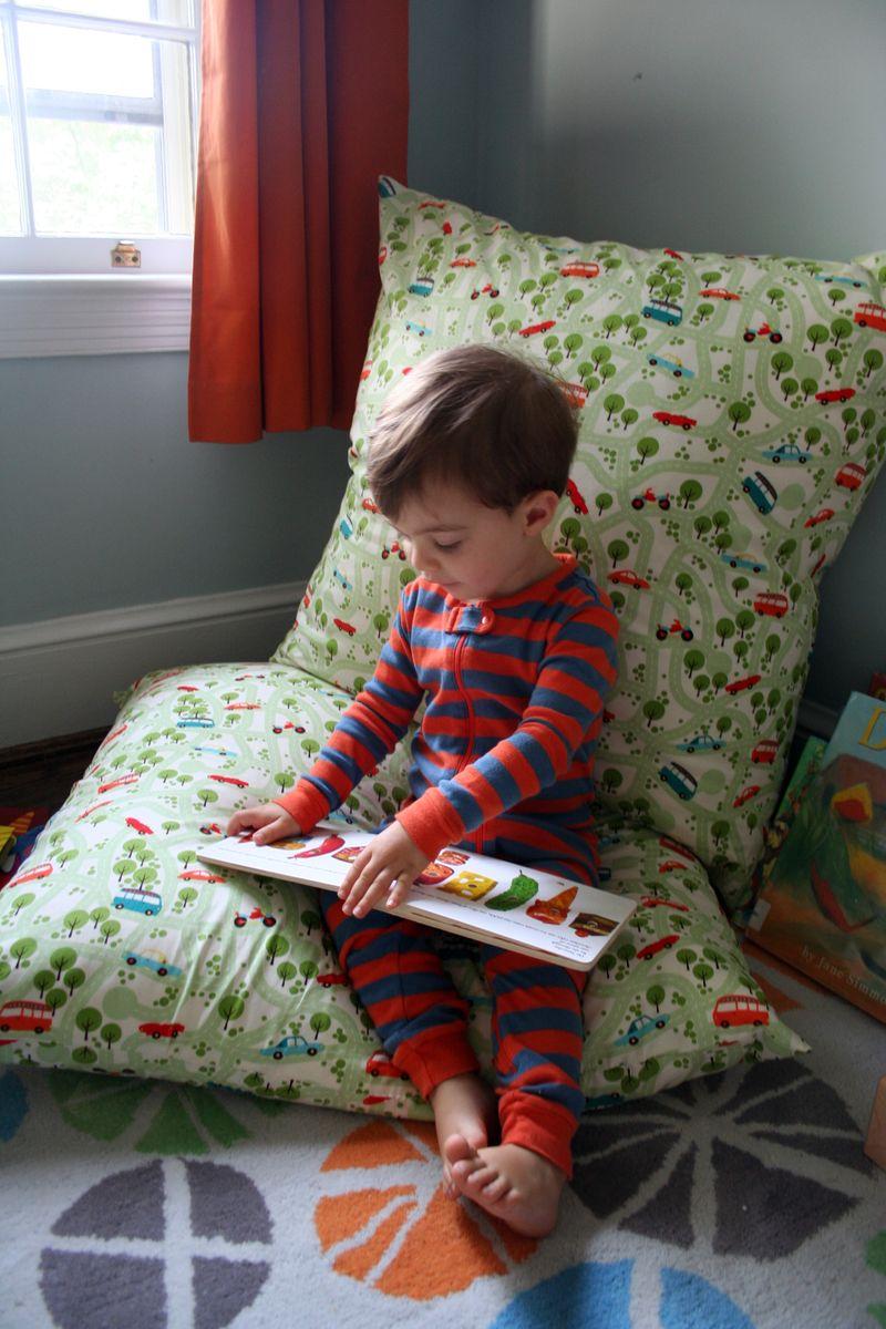 Jacks reading corner 1