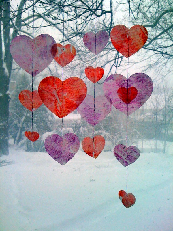 Window Hearts